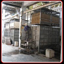 Machine Dyeing Chamber for big lot Wool Dyeing